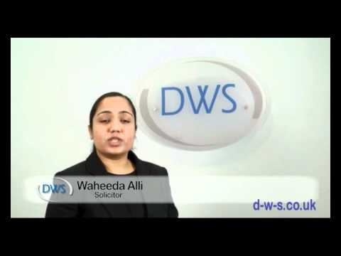 DWS solicitors Leicester - Protecting Home Rights