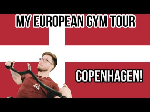 MY EUROPEAN GYM TOUR - [EP.3 COPENHAGEN]