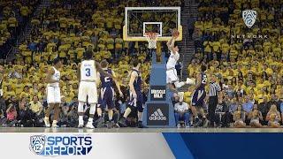 Highlights: No. 3 UCLA men's basketball tops Washington to win 8th straight