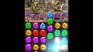[Tower of Saviors] The Royal Court of Leo - EX (Mono Dark)