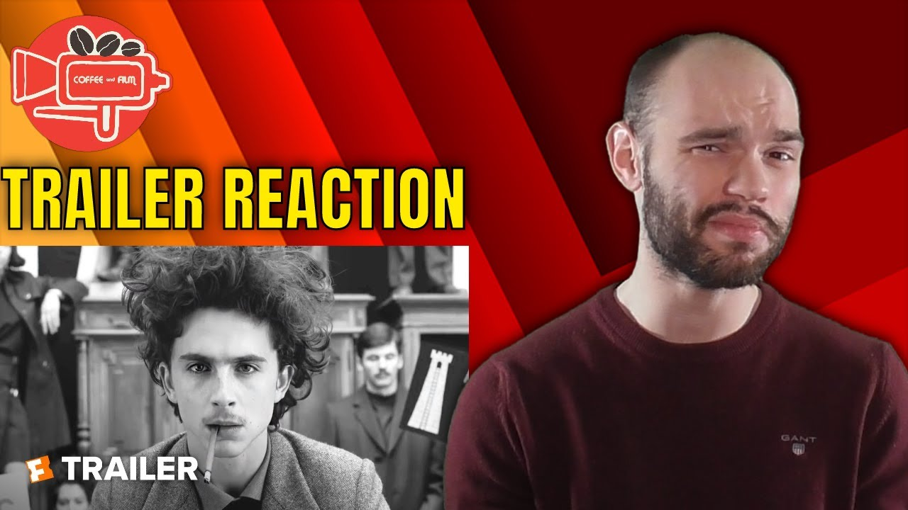 The French Dispatch Trailer Reaction and Review