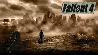 Fallout 4 Прохождение на русском FullHD PC - Часть 2