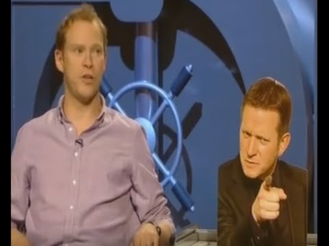 Jeremy Kyle goes into Room 101 thanks to Robert Webb