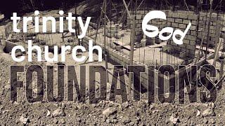 Foundations - God. 21st Feb 2021