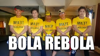 Baixar Bola Rebola - tropkillas, J. Balvin & Annita ft. MC Zaac |Dance Fitness | choreo by teambaklosh