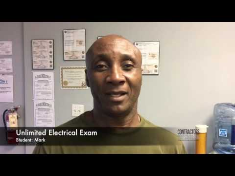 Florida Electrical Exam