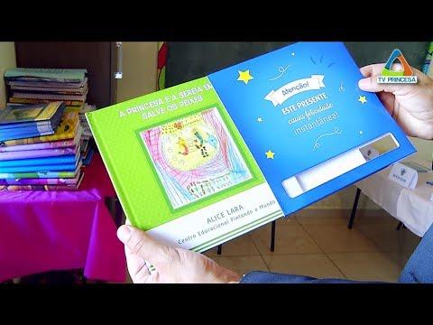 (JC 11/12/17) Escola infantil faz lançamento de livro escrito e ilustrado por alunos