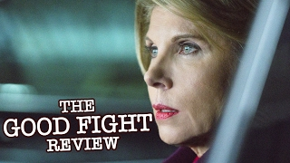 The Good Fight Review - Christine Baranski, Rose Leslie