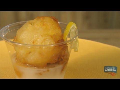 Fried Lemonade  BBQ Pitmasters