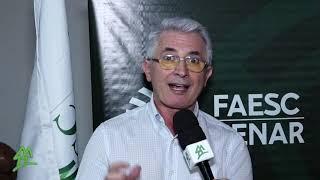 Liderança para o Sucesso com Ainor Lotério - Encontro da FAESC/SENAR