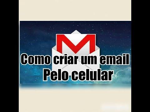 como criar um- email pelo celular da maneira mais fácil