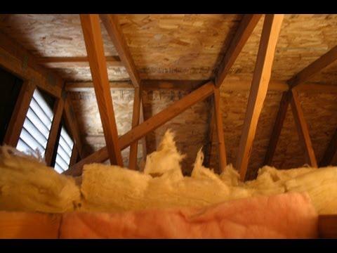 Home Inspection - Attics