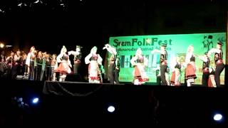 srem folk fest 2013 trakia plovdiv bulgaria 2