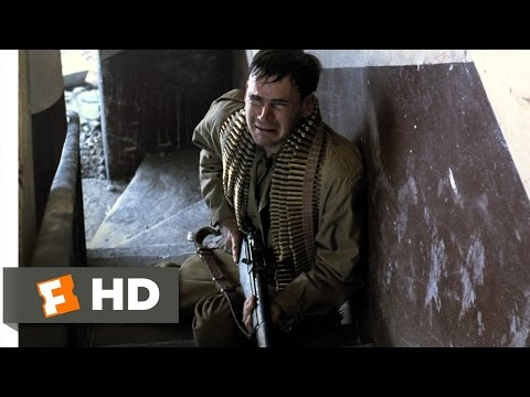 Saving Private Ryan 67 Movie   Upham Fails Mellish 1998 HD