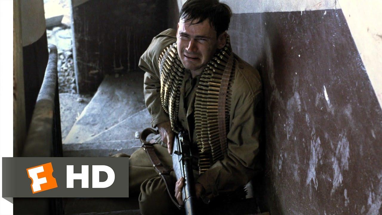 Saving Private Ryan 6 7 Movie Clip Upham Fails Mellish 1998 Hd Youtube