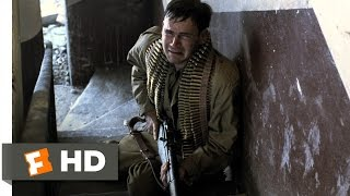 Saving Private Ryan (6/7) Movie CLIP - Upham Fails Mellish (1998) HD