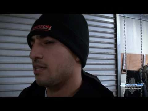 Josesito Lopez -  Mike Dallas Picked The Wrong Fighter At The Wrong Time