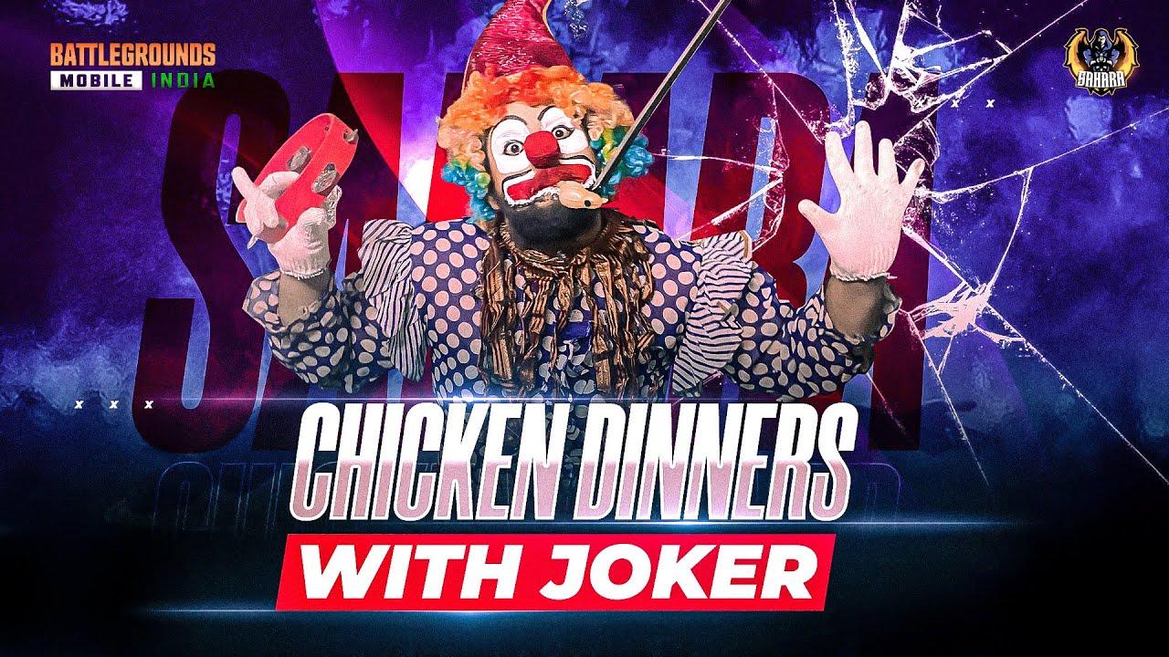 Sahara YT as Circus Joker Wiping Squads and Claiming Dinners   #unqgamer #unqgaming #saharayt