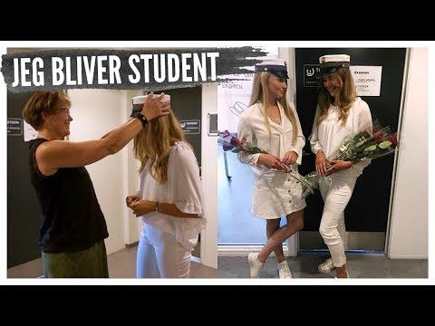 JEG BLIVER STUDENT │VLOG