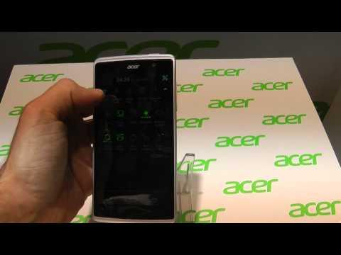 ACER Liquid Z500 videopreview da IFA2014 Telefonino.net