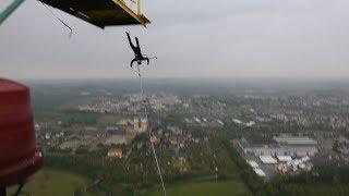 BNT 280 Spadanie z komina 222 metry! (Głogów Dream Jump)