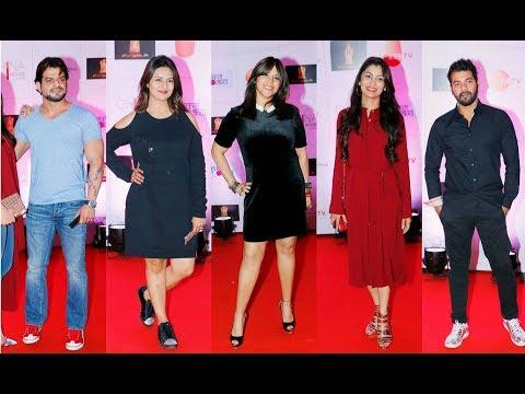 Kumkum Bhagya 1000 Episodes Party - Divyanka Tripathi, Ekta Kapoor,  Sriti Jha , Shabbir Ahluwalia