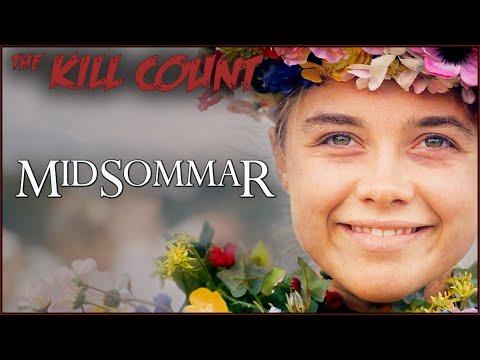 Midsommar (2019) KILL COUNT