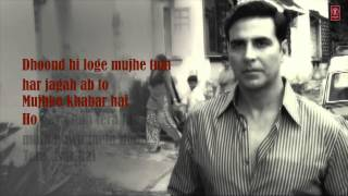 Kaun Mera Full Song with Lyrics | Special 26 | Akshay Kumar, Kajal Agarwal