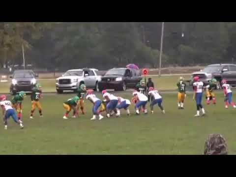 Football Highlights #Donnie Bickham middle school