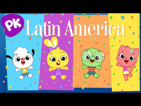 Latin America | I Love to Learn: Music for Kids, Preschool Songs, Kids Songs, Nursery Rhymes