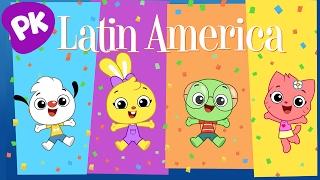 Latin America | I Love to Learn: Music for Kids, Preschool Songs, Kids Songs, Nursery Rhymes