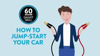 How to jump start your car - GEICO