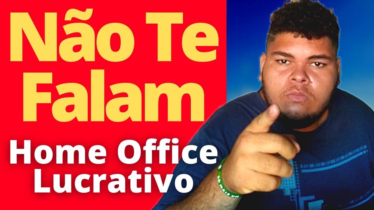 metodo home office lucrativo