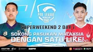 [BM] PMPL SEA Championship S4   SW2D1 : Sokong Pasukan Malaysia dengan satu Like!