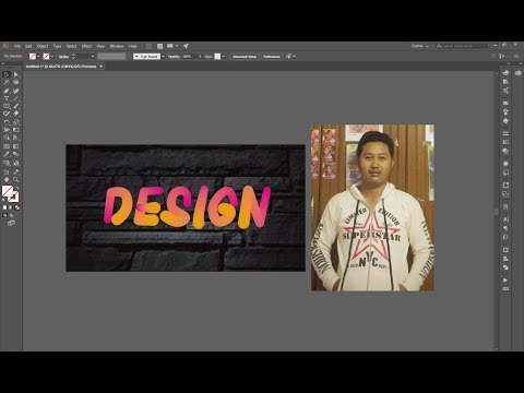 How to use Blend in Illustrator CC 2018