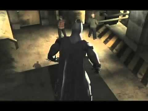 Batman Begins Game Trailer