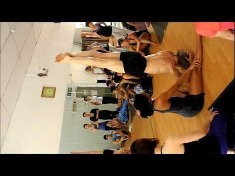 Foundation of Tripsichore Yoga Workshop by Edward Clark