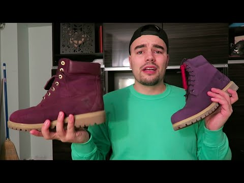 d2024cfc602d Purple Diamond Timberland x Villa Review + Comparison! - YouTube