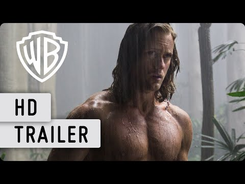 LEGEND OF TARZAN - Trailer #2 Deutsch HD German (2016)