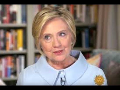 Hillary Clinton new book and TV interview - Uncle Hotep chimes in