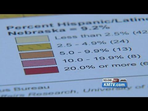 Hispanic population in Nebraska on the rise