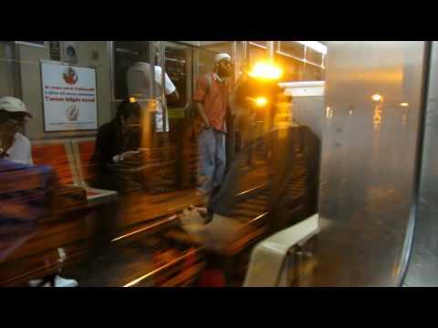 SEPTA Broad Street Line ride from Fern Rock  to City Hall, Philadelphia