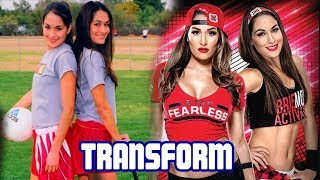 Bella Twins Transformation from 2007 to 2018