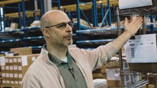 NetSuite WMS Advanced Warehouse Tour with Alpha Comm