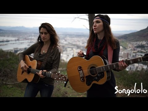 Songololo Session~ Laurie Levine & Josie Field ~ Same Eyes