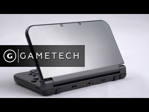 New 3ds Xl Review Gametech Youtube