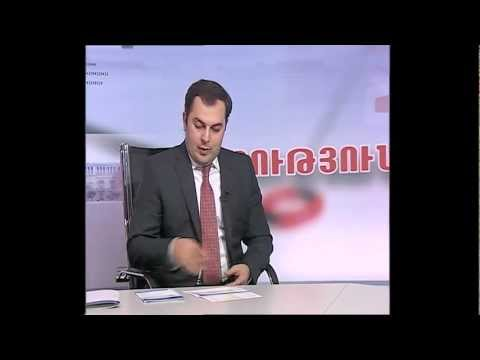 INGOARMENIA - Arevshat Meliksetyan - Interview (H2 TV) [Part 1]