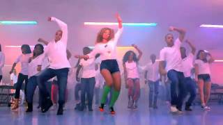 OFFICIAL HD Lets Move  Move Your Body Music Video with Beyonc    NABEF 1