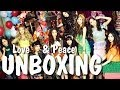 Unboxing - LOVE & PEACE (SNSD)
