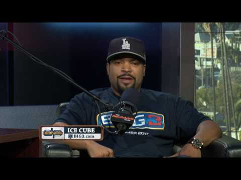 Actor/Rapper Ice Cube talks best hoops players out of NWA & if DP could survive in the Hood